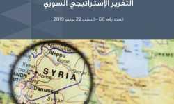 التقرير الاستراتيجي السوري، العدد (68)