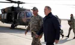 خلوصي أكار: تركيا لاتنوي مواجهة روسيا في سوريا