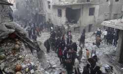 رقم قياسي لقوات بشار الأسد.. 435 غارة خلال 60 ساعة