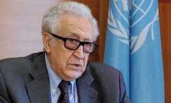 الأمم المتحدة تطلب من الرياض استقبال الأخضر الإبراهيمي