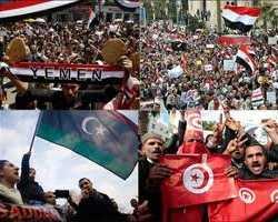 نظرة تأمل في الربيع العربي