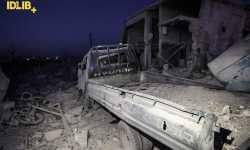 منسقو الاستجابة: الميلشيات الإيرانية تعمّدت قصف مخيمات قاح (بيان)