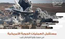 مستقبل العمليات الجوية الأمريكية في سوريا يؤرق أنقرة وتل أبيب