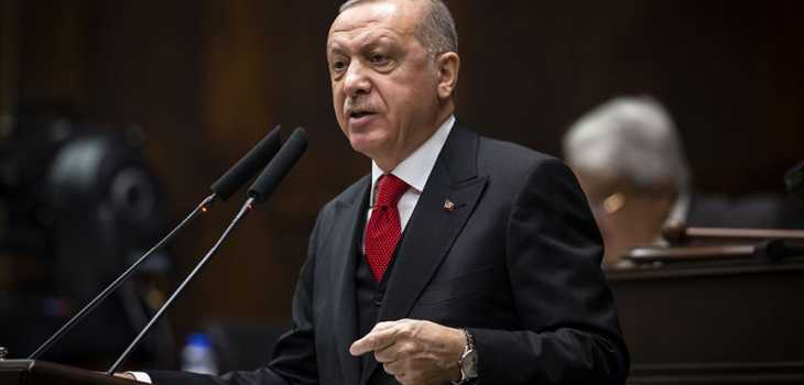 أردوغان يتوعد بضرب قوات الأسد: