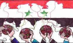 الضياع السوري