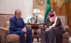 وفد روسي يبحث القضية السورية مع ولي العهد السعودي