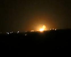 دفاعات النظام تخفق في اعتراض صاروخين إسرائيلين استهدفا مطار دمشق