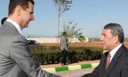 انشقاق مساعد وزير النفط السوري وانضمامه للثورة